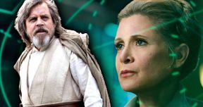 Princess Leia & Luke Skywalker Reunion Teased in Star Wars 8 Photo