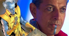 Thor: Ragnarok Director Reveals Weird Reason Grandmaster Isn't Blue
