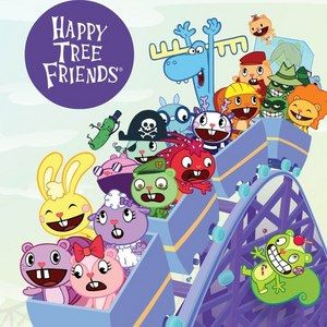 Win Happy Tree Friends: Complete Disaster on DVD