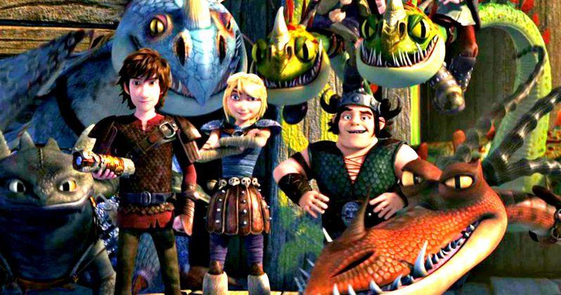 How to Train Your Dragon Netflix Series Trailer Announces June Debut