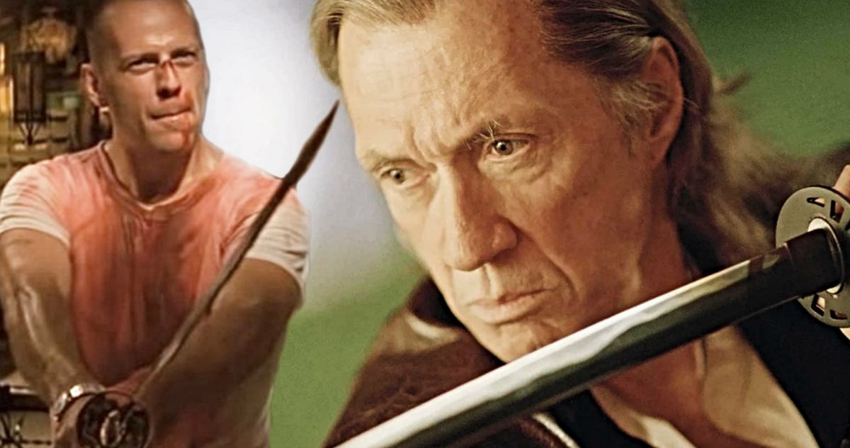 Bruce Willis Was Tarantino's Third Choice for Bill in Kill Bill