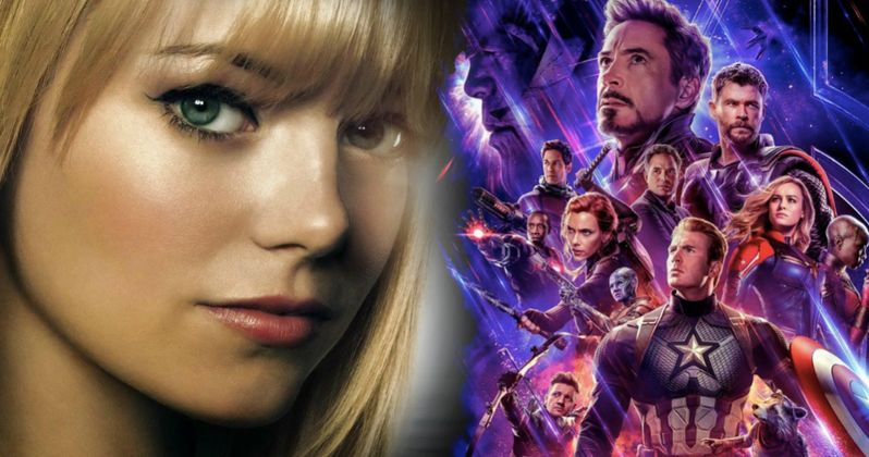 Does Avengers: Endgame Have an Easy-to-Miss Gwen Stacy Easter Egg?