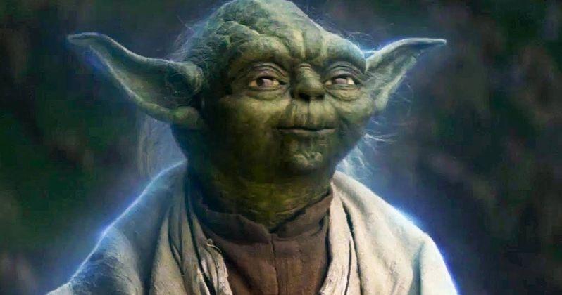 Frank Oz Returns as Yoda for Star Wars: Galaxy's Edge