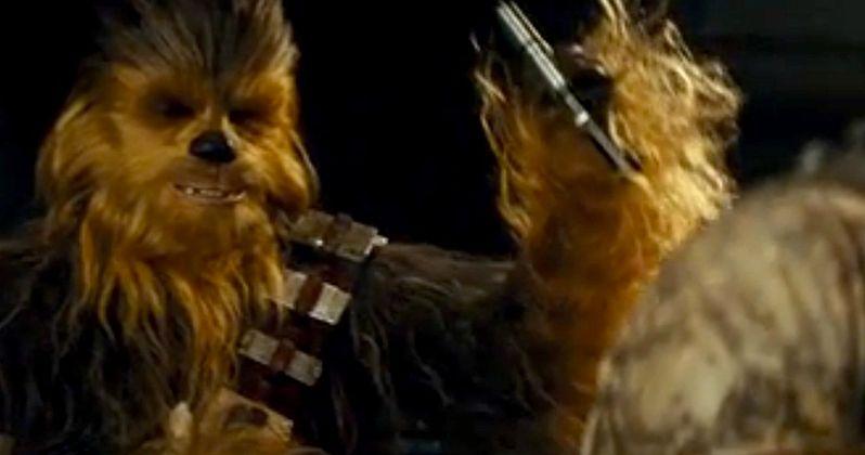 Deleted Force Awakens Plot Twist Was Written by Simon Pegg