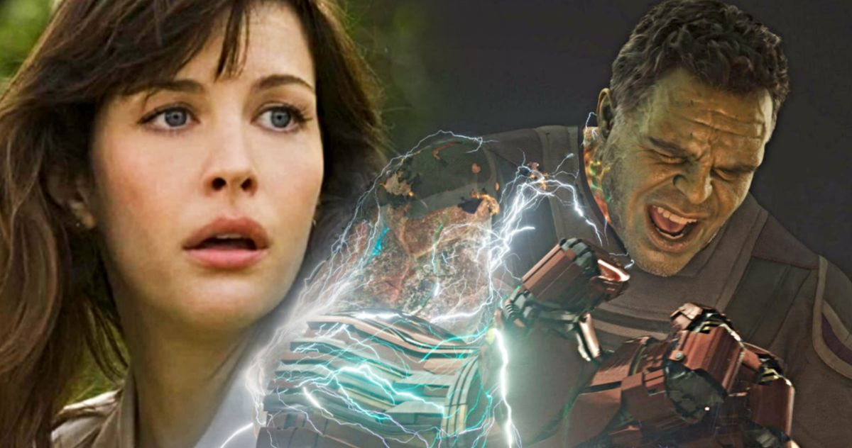 Hulk's Snap in Avengers 4 Contains a Well-Hidden Betty Ross Easter Egg