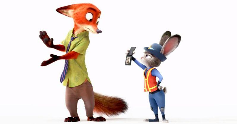 Disney's Zootopia Trailer Starring Jason Bateman & Ginnifer Goodwin