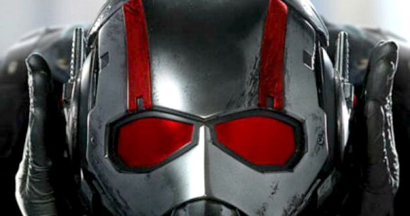 Ant-Man Extended TV Trailer & 7 Character Posters