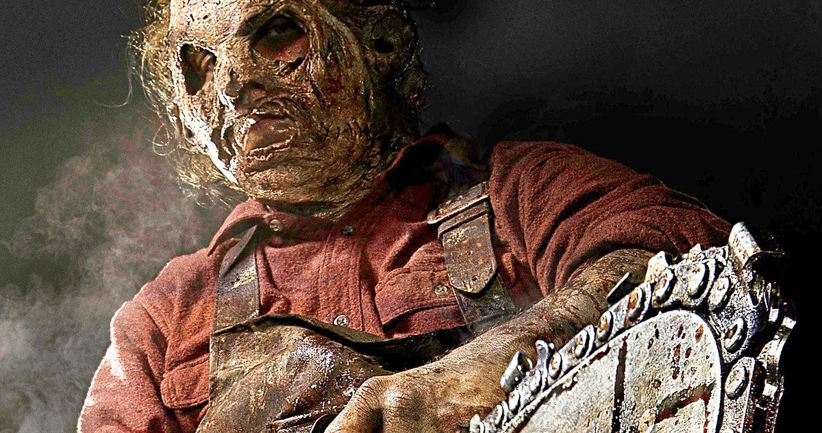 Texas Chainsaw Massacre The Legend Is Back