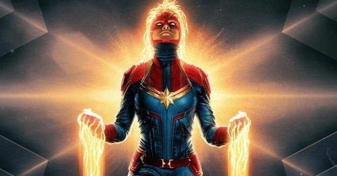 Captain Marvel Is On Target For A Huge 100m Box Office Debut
