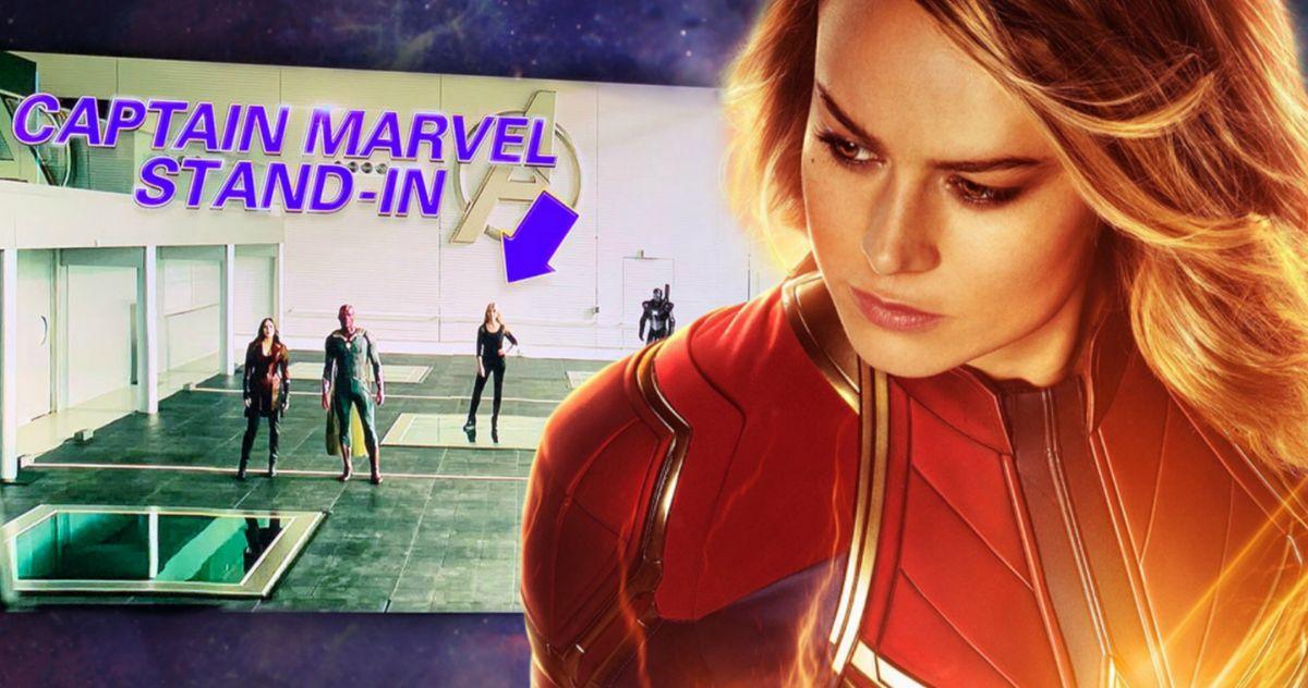 Captain Marvel's Age of Ultron Deleted Scene Revealed in Infinity Saga Box Set