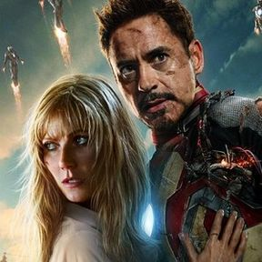 Iron Man 3 Set Photos with Gwyneth Paltrow and Robert Downey Jr.