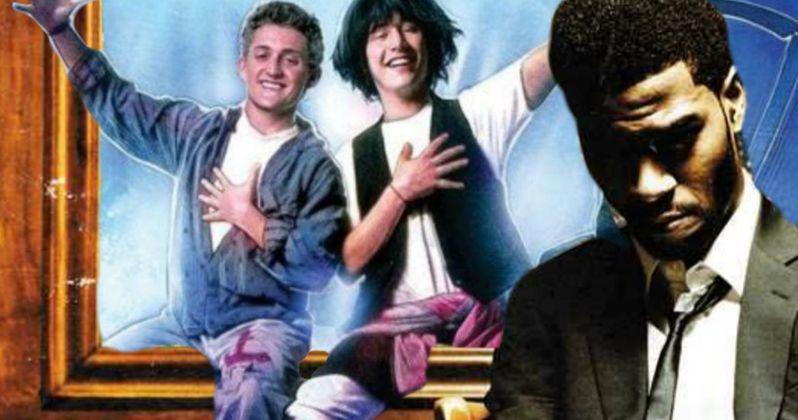 Bill & Ted 3 Wraps Kid Cudi, Samara Weaving Teases Wyld Stallyns' Return