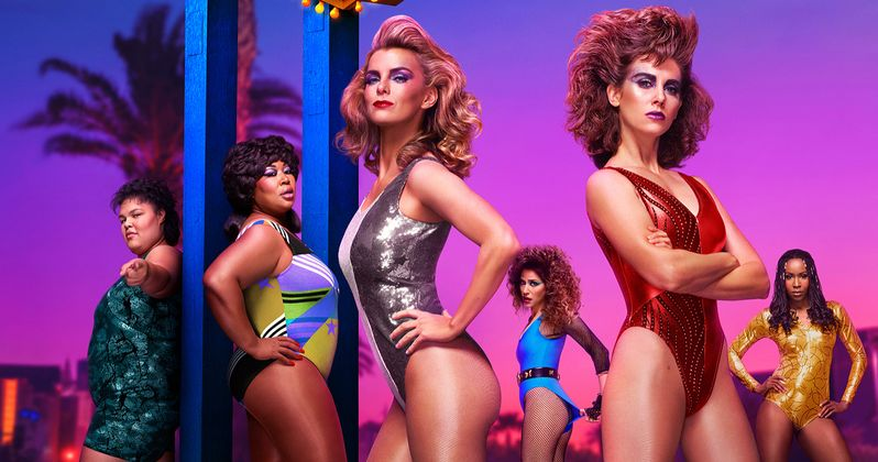 Glow Season 3 Trailer Brings the Gorgeous Ladies of Wrestling to Vegas