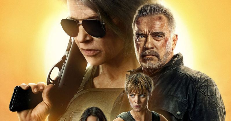 Terminator: Dark Fate Trailer #2 Arrives and It's Absolutely Insane