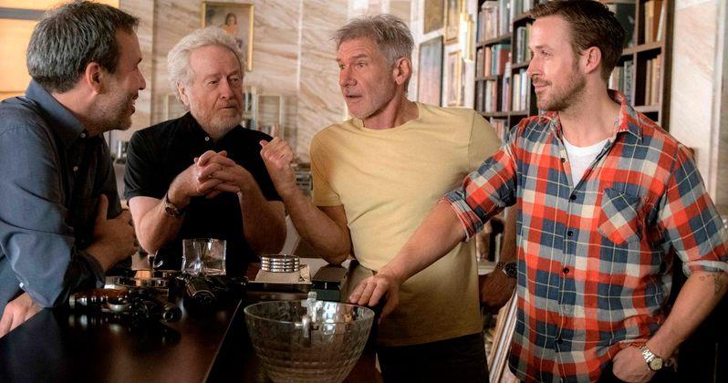 Blade Runner 2 Gets Titled Blade Runner 2049, First Photo Released