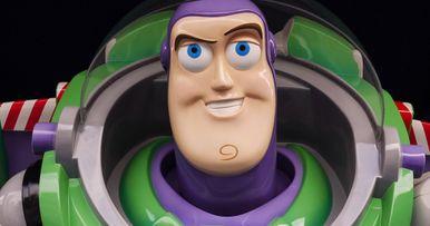 Tim Allen and Buzz Lightyear Reunite to Open Disney World's Toy Story Land
