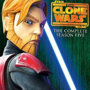 Star Wars: The Clone Wars: The Complete Season Five Blu-ray Trailer