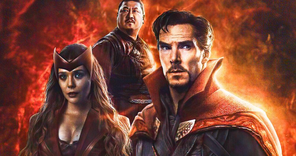 Benedict Cumberbatch's WandaVision love gave Elizabeth Olsen a confidence boost in the multiverse