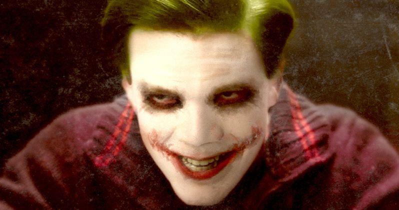 The Joker Crashes Gotham Comic-Con Panel
