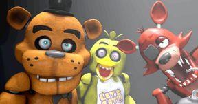 Five Nights at Freddy's Movie Happening at Warner Bros.