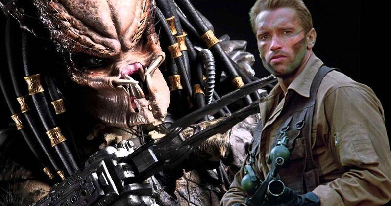 Schwarzenegger Didn't Like the New Predator Script