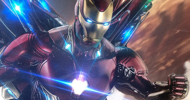 Avengers: Endgame Iron Man Figure Reveals Yet Another Spoiler?