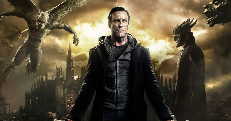 i, frankenstein blu ray and dvd releases may 13th Dr. Frankenstein