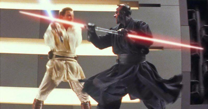 Darth Maul to Return in Obi-Wan Kenobi Disney+ Streaming Series?