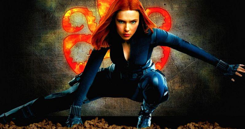Scarlett Johansson to Collaborate on Black Widow Movie Script?
