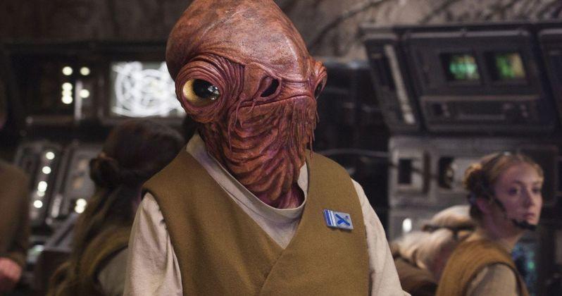 Admiral Ackbar to Return in Star Wars 8?