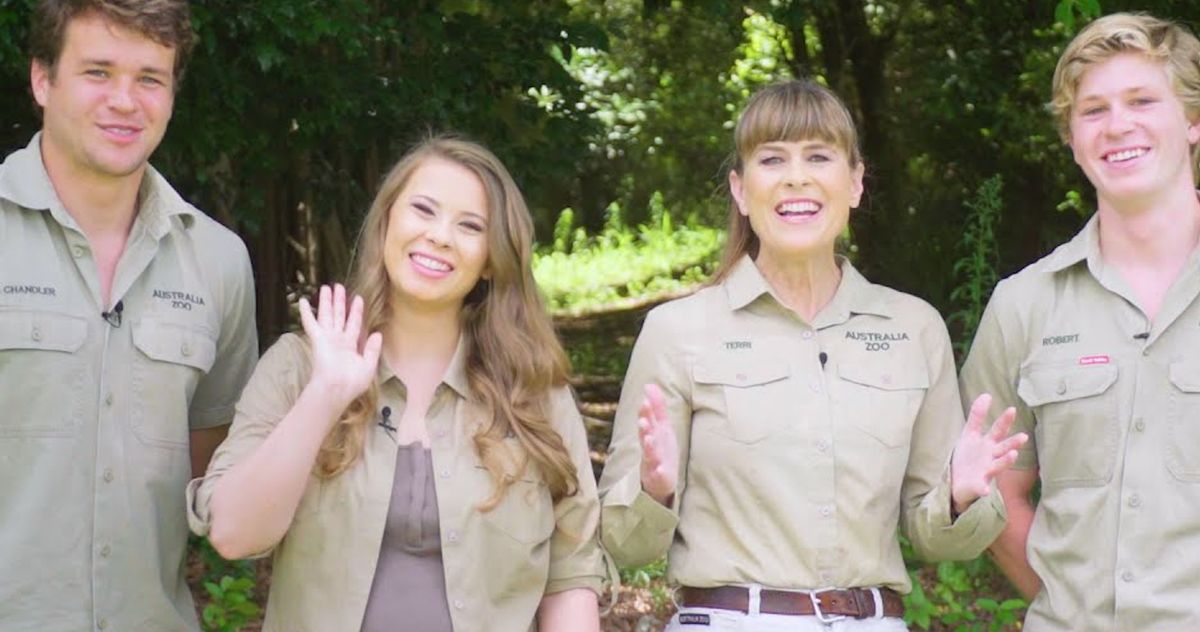 Австралийский зоопарк отмечает день рождения Стива Ирвина запуском нового канала на YouTube