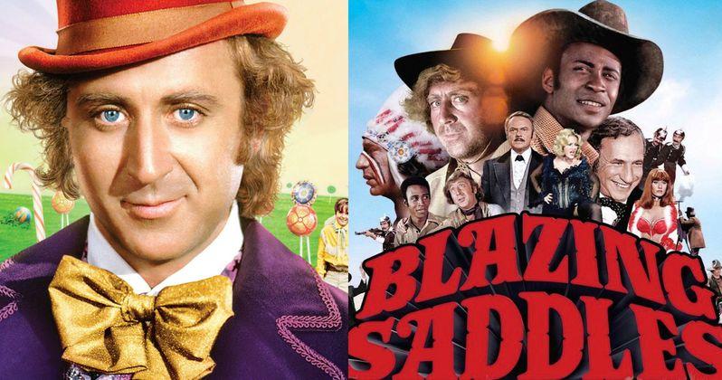 Willy Wonka & Blazing Saddles Return to Theaters in Memory of Gene Wilder