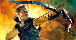 Jeremy Renner Is Shooting a Secret Hawkeye Project