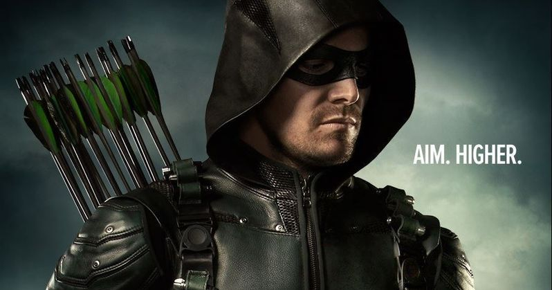 Arrow Season 4 Poster Brings Oliver Queen Out of Retirement