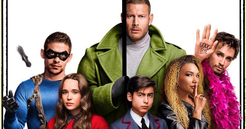 The Umbrella Academy Trailer Introduces Netflix's Dysfunctional Superhero Family