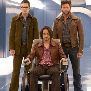 X-Men: Days of Future Past Photo with Wolverine, Charles ...
