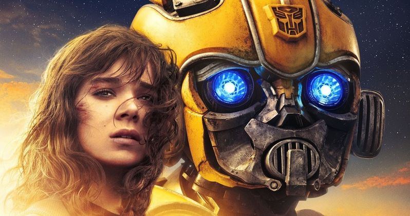 Bumblebee 2 Planned as First Transformers Spinoff Crosses $400M