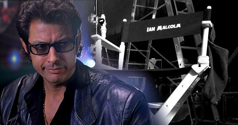 Jurassic World 2 Set Photos Arrive as Jeff Goldblum Begins Shooting