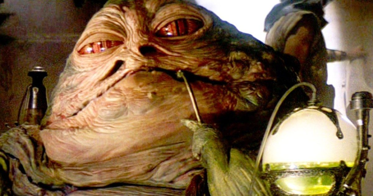 Web Com Reviews >> Jabba the Hutt Teased in Latest Han Solo Set Photo?