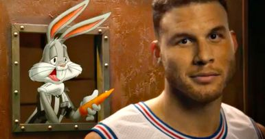 Watch Space Jam Monstars Return to Battle Bugs Bunny & Blake Griffin
