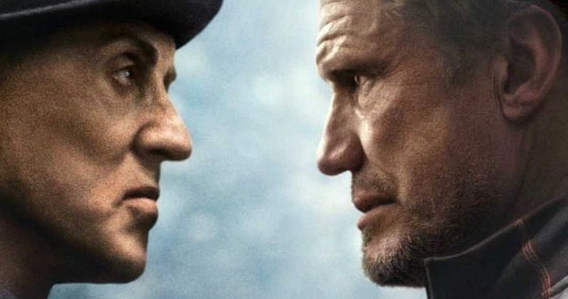 Stallone Shares Deleted Rocky Vs. Drago Fight from Creed 2