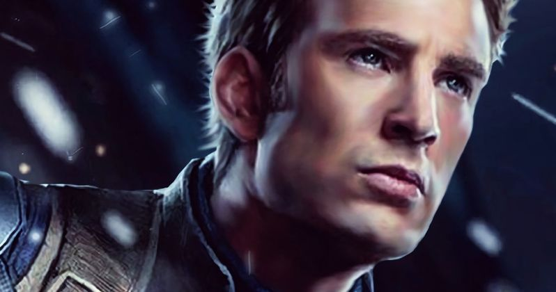 Chris Evans Clears Up Avengers 4 Spoiler Confusion Over MCU Good-Bye Tweet