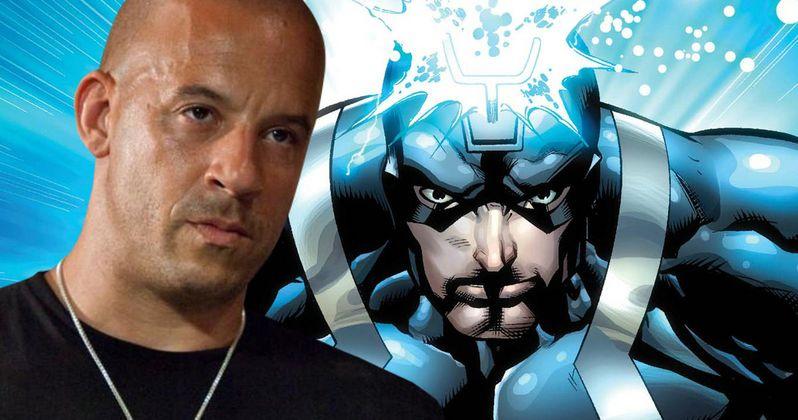 Inhumans: Vin Diesel Demands a Dope Script & Great Director