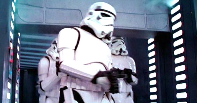 Clumsy Stormtrooper Search Begins in New Star Wars Documentary