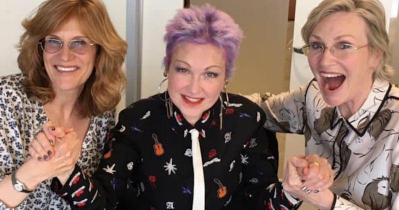 Jane Lynch & Cyndi Lauper Team for Golden Girls Style Netflix Comedy