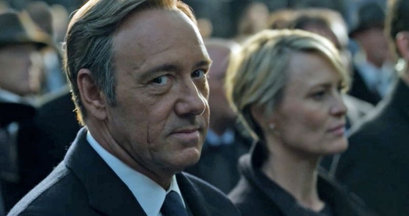 Watch the Final House of Cards Season 3 Trailer