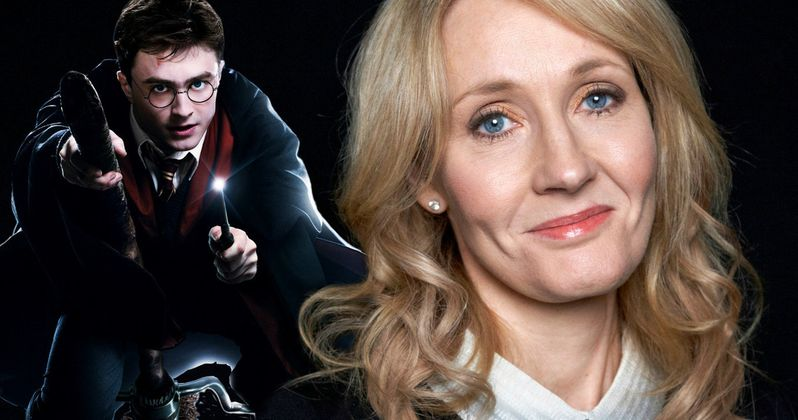 J.K. Rowling Is Writing 2 New Books, Is One of Them Harry Potter?