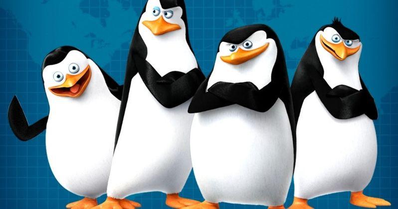 Second Penguins of Madagascar Trailer