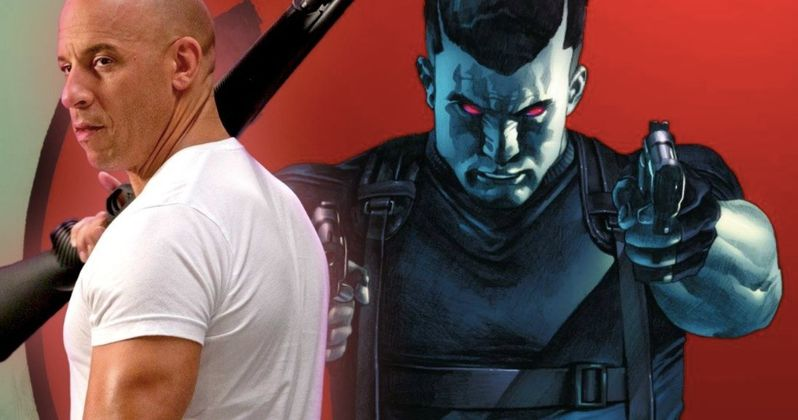 Valiant Comics' Bloodshot Movie Targets Vin Diesel