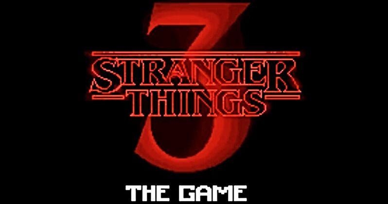 Stranger Things Season 3 Game Trailer Teases New Episodes in 16-Bit